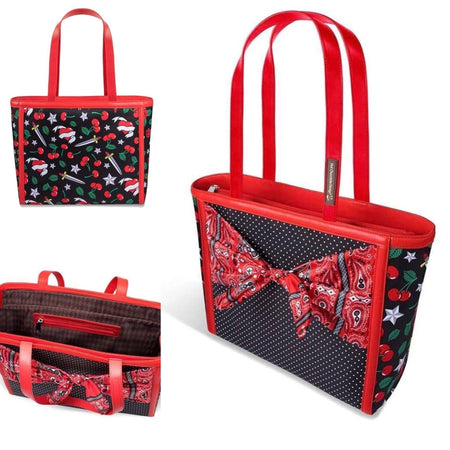 Rockabilly Tote Bag
