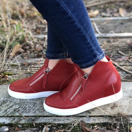 Biarittz Shoe Red