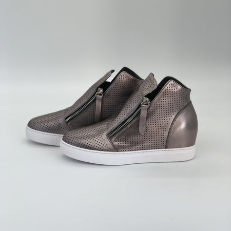 Biarittz Shoe Pewter