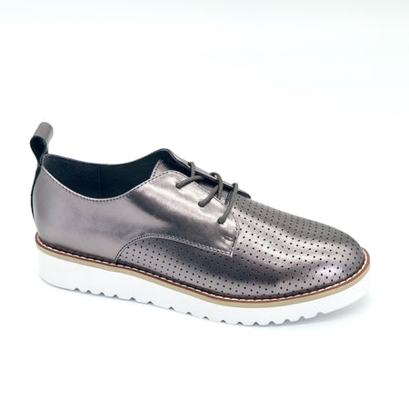 Pewter Indulge Shoe