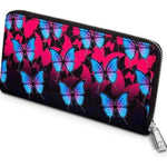 Dark Butterfly Wallet