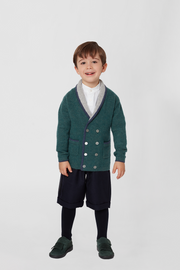 Boy - Nat Cashmere Double Breasted V-Neck Blazer