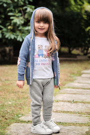 Girl - Finley 100% Cashmere Joggers