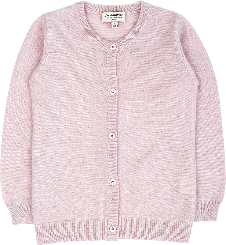 Girl - Sofi Cashmere Everyday Cardigan 2 to 6 Years