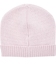 Baby Girl - Taylor Cashmere Line Stitch Hat