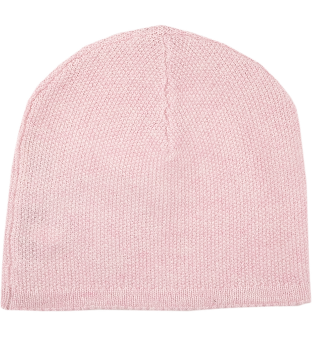 #Baby Pink Melange l Light Grey