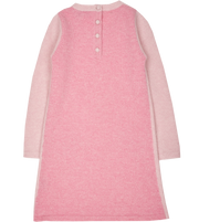 Girl - Maya Cashmere Knee Length Dress