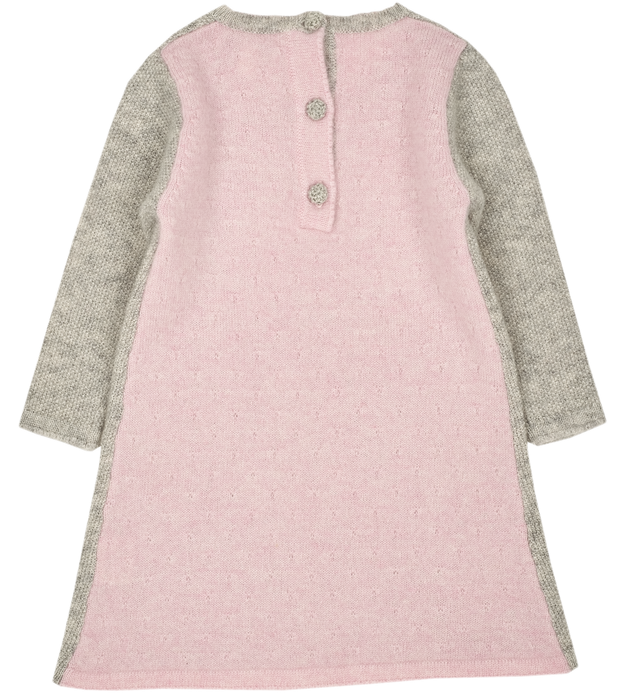 Baby Girl - Maya Cashmere Knee Length Dress