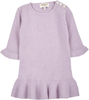 Baby Girl - 31JFDRE33 Cashmere Midi Dress