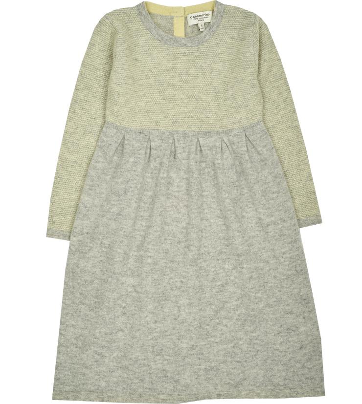 Girl - Maura Cashmere Knitted Dress