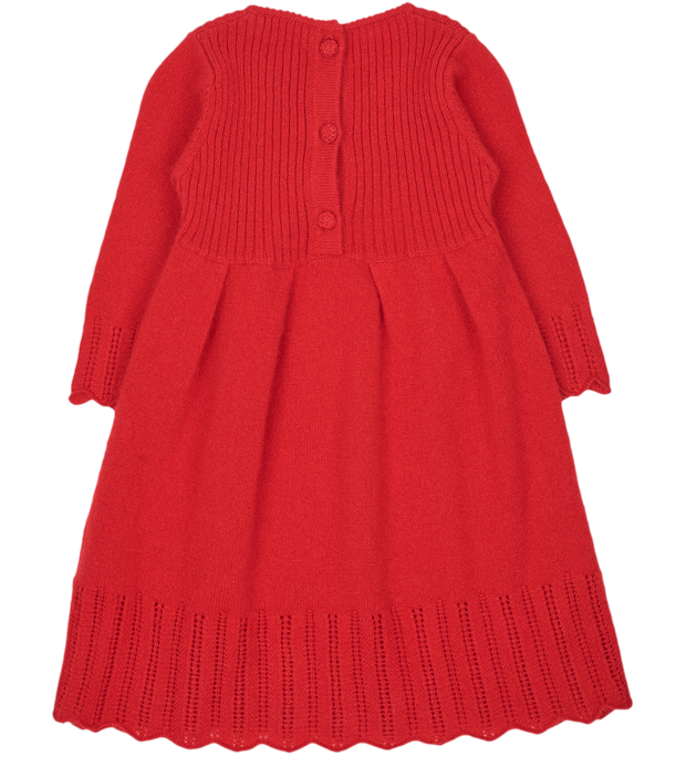Baby Girl - Carol Cashmere Midi Dress
