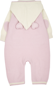 Baby Girl - Hailey 100% Cashmere Romper