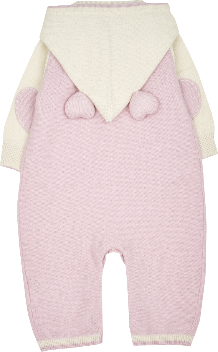 Baby Girl - Hailey Cashmere Romper