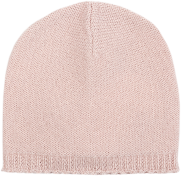 Baby Girl - Riley Cashmere Hat And Mittens Set