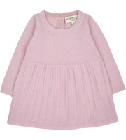 Baby Girl - Cashmere Baby Doll Top With Leggings Set