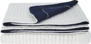 Baby Boy - Carlos Cashmere Reversible Cable Knit Blanket