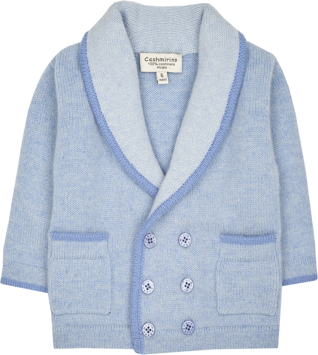 Baby Boy - Nat Cashmere Double Breasted Blazer