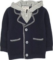 Baby Boy - Filippo Cashmere Double Layered Coat Cardigan