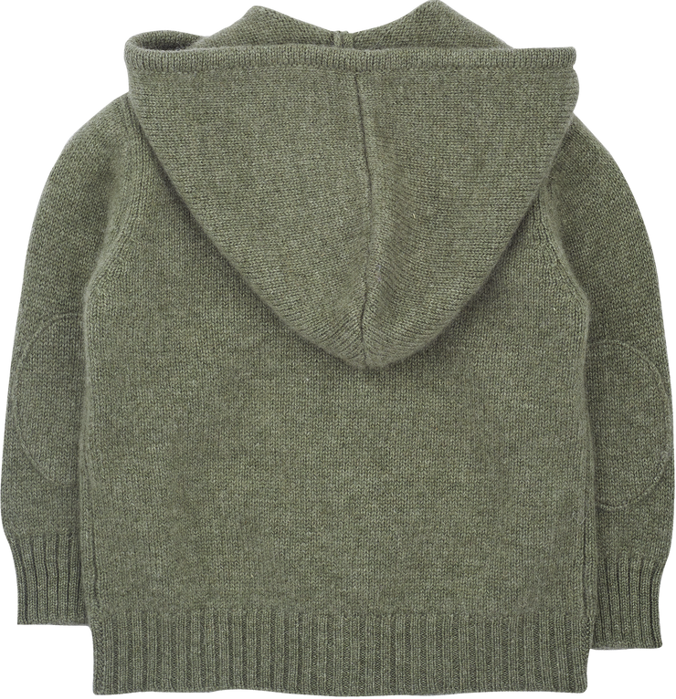 Baby Boy - Joao Cashmere Cardigan Hoodie