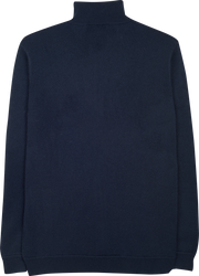 Men - Alex Cashmere High Neck Cardigan