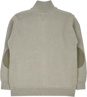 Boy - Mattia Cashmere Zip-up Cardigan