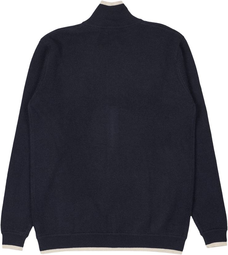 Men - Jorge Cashmere High Neck Cardigan