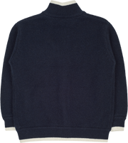 Boy - Jorge Cashmere High Neck Cardigan