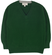 Boy - 100% Cashmere V-Neck Jumper