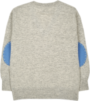 #Light Grey l Pastel Blue