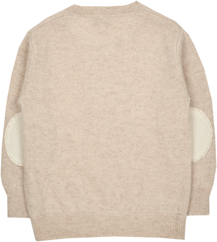 Boy - Nico Cashmere Crew Neck Jumper 8 to 12 Years