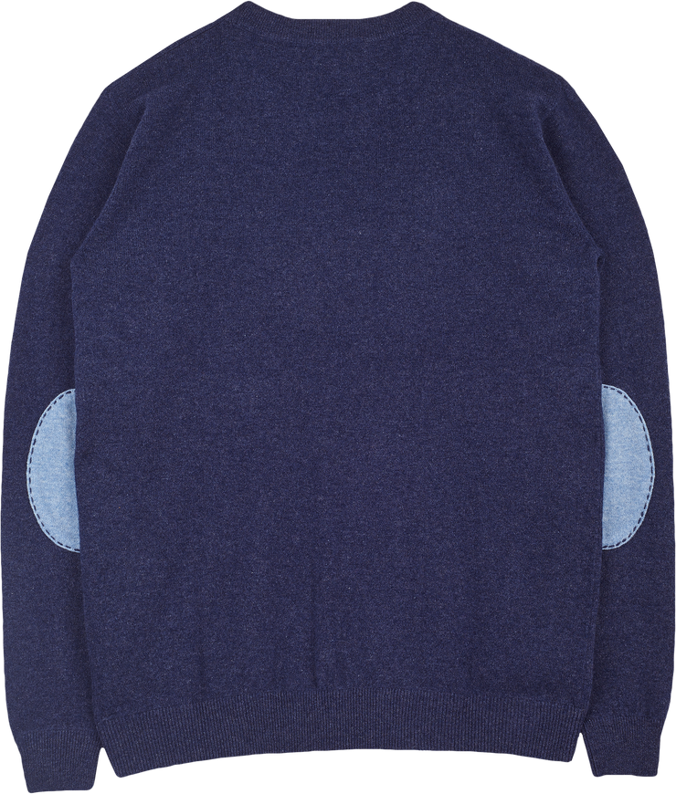 Boy - Nico Cashmere Crew Neck Jumper 2 to 6 Years