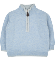 Baby Boy - Leon Cashmere High Neck Jumper