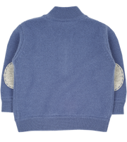 Baby Boy - Sebastian 100% Cashmere High Neck Jumper
