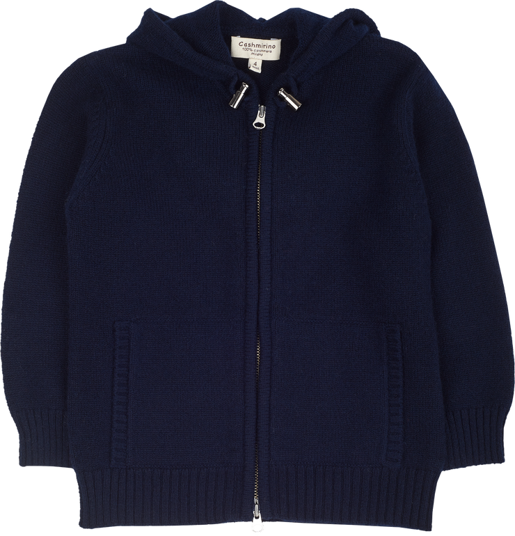 Boy - Andrea 100% Cashmere Cardigan Hoodie With Joggers Set