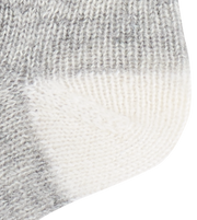 Baby Boy - Cashmere Socks With Wide Vanished Borders