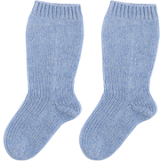 Baby Boy - Rocco 100% Cashmere Plain Socks