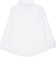 Girl - Sabine Cotton Blouse With Pleats
