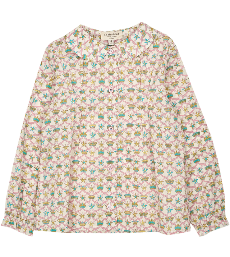 Girl - Emma 100% Cotton Blouse