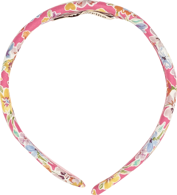 Girl - Cotton Head Band With Print