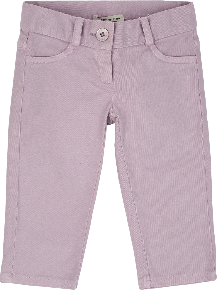Baby Girl - Agata Cotton Washed Jeans