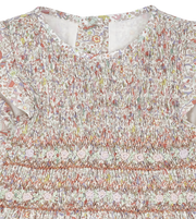 Girl - Malia Cotton Smocked Liberty Dress