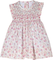 Baby Girl - Clarissa 100% Cotton Liberty Dress