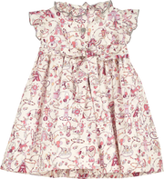 Baby Girl - Wendy Cotton Smocked Dress