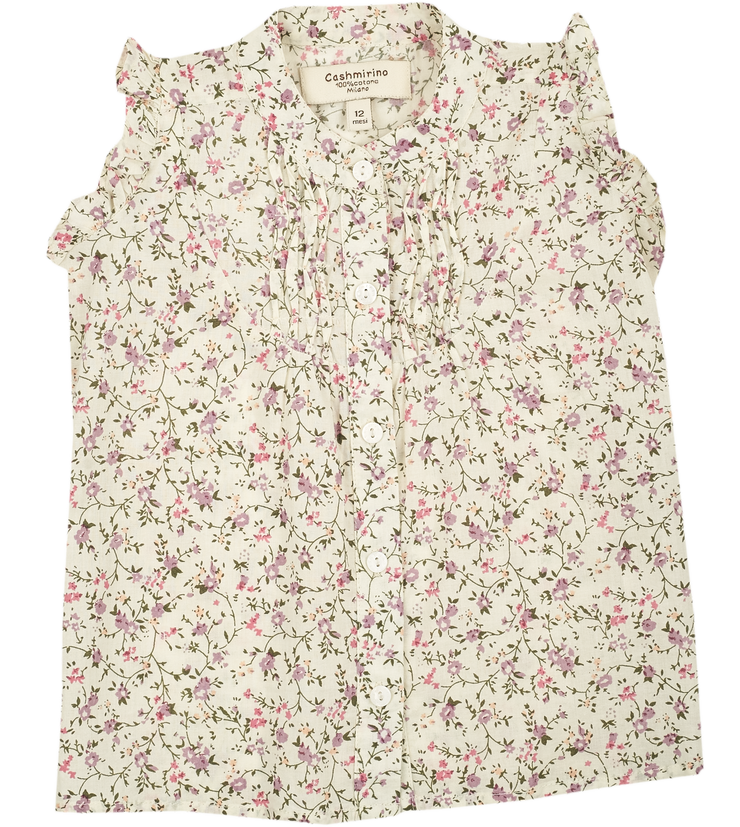 Baby Girl - 22HCMC245 Cotton Shirt