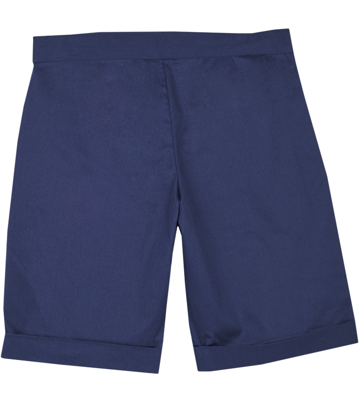 Boy - Alfred 100% Cotton Smart Bermuda Shorts