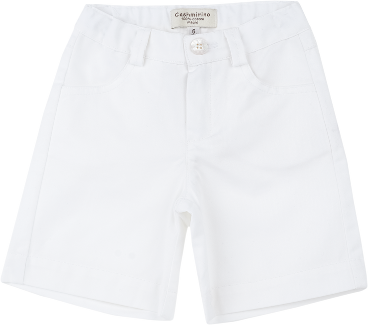 Baby Boy - Nathan Cotton Shorts