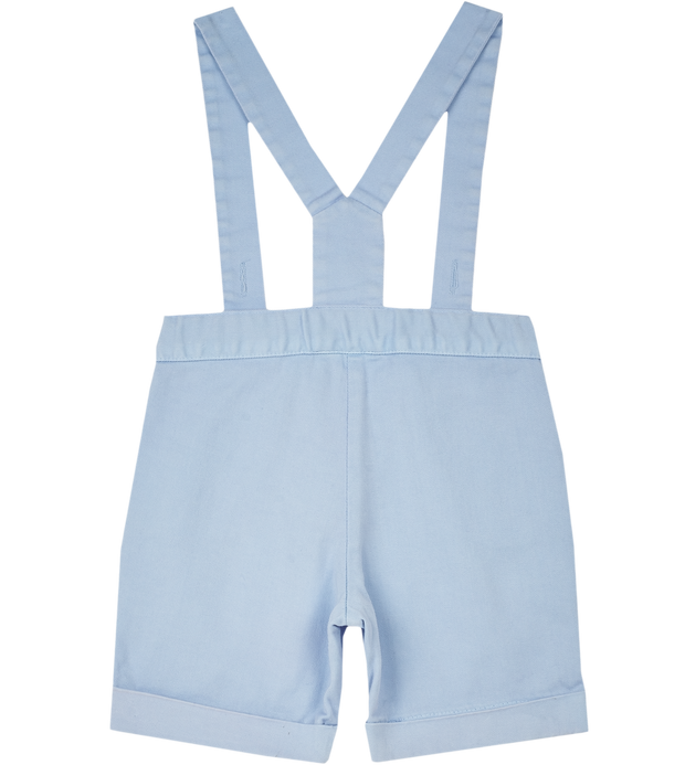 Baby Boy - Oscar Cotton Shorts With Braces