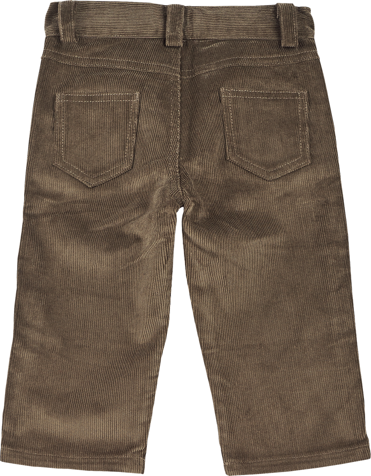 Baby Boy - James 100% Cotton Corduroy Jeans