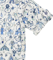 Baby Boy - Davide Cotton Classic Shirt