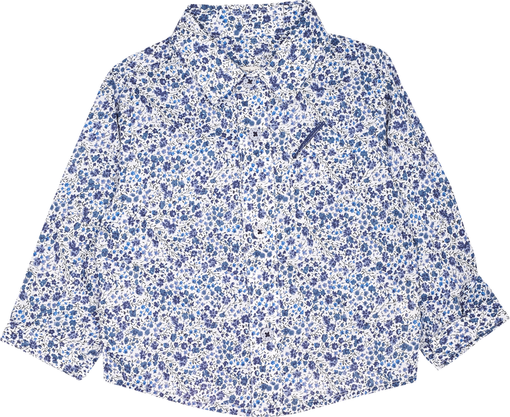 Baby Boy - Jake Cotton Classic Collar Shirt